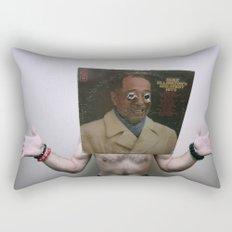 Duke Ellington's Greatest Hits Rectangular Pillow