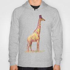 Fashionable Giraffe Hoody
