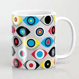 Eye on the Target Coffee Mug
