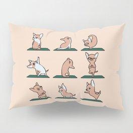 Chihuahua Yoga Pillow Sham