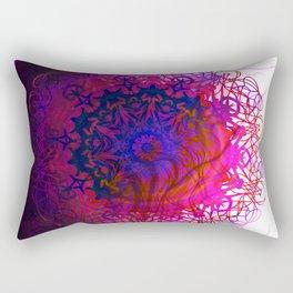 CLEANLINESS REGRESSION Mandala Rectangular Pillow