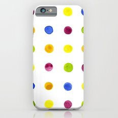 Candied Polka Dots iPhone 6s Slim Case