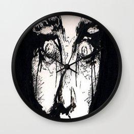 Fright Wall Clock
