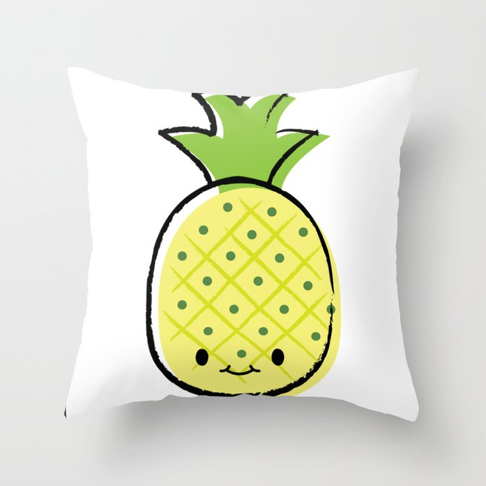 pinapple custom preview pillow shaped lilipi products brand ananas pineapple