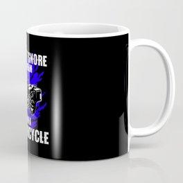 i dont snore i dream i am a motorcycle Coffee Mug