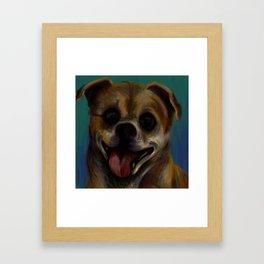 Ru Framed Art Print