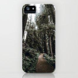 Into the Wild II iPhone Case