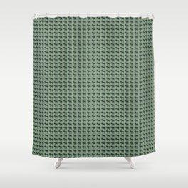 SOUND of ZEBRA Shower Curtain