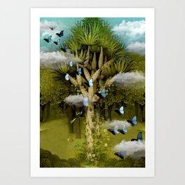 """The Bosch Spring"" Art Print"