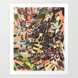Dehiscence Art Print