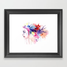 Force That Carries Framed Art Print