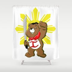 Care Bears Bonifacio Shower Curtain