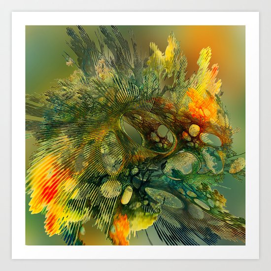 The Flavor of Autumn Art Print