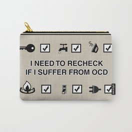 OCD  Carry-All Pouch