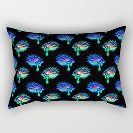 Drippy Rectangular Pillow