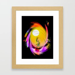Sunrise 8 Framed Art Print