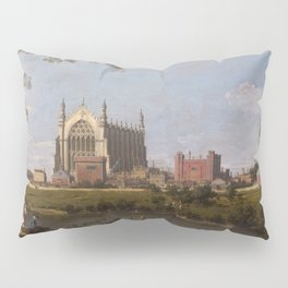 Eton College Chapel by Canaletto Pillow Sham