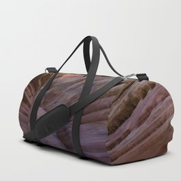 Colorful Canyon- 2, Valley of Fire State Park, Nevada Duffle Bag
