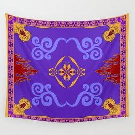Aladdin's Magic Carpet Wall Tapestry