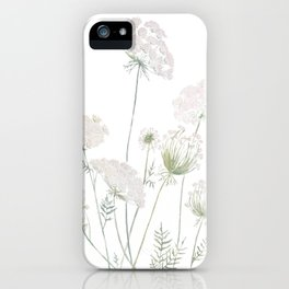 bishop's lace iPhone Case
