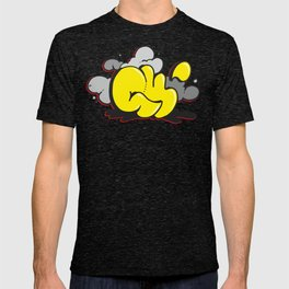 Cloudy Throw T-shirt
