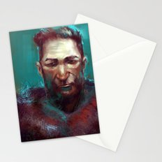 Man of the North Stationery Cards