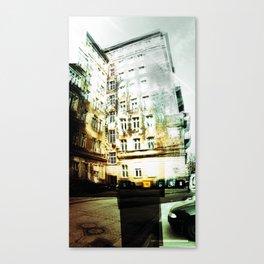 Berlin Frankfurter Allee Canvas Print