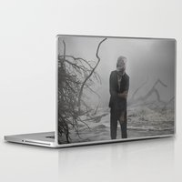 pain Laptop & iPad Skins featuring Pain by DiggieVitt