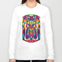 sale Long Sleeve T-shirts featuring Colors For Sale by Anai Greog