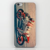 moto iPhone & iPod Skins featuring Moto by AkaisColoraos