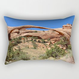 Beautiful Landscape Arch Rectangular Pillow