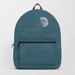 Waxing Gibbous in the Daylight Backpack