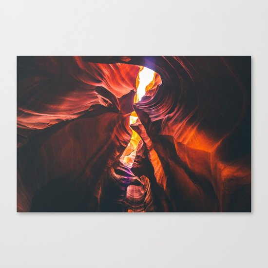 Lower Antelope Canyon, Arizona Canvas Print