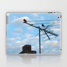 birds eye view! ~ sky and clouds Laptop & iPad Skin