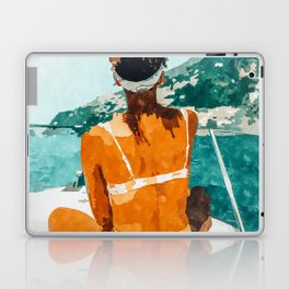 Solo Traveler Laptop & iPad Skin