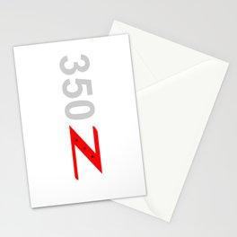 350Z Design Stationery Cards