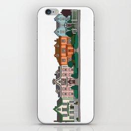 New Bedford Houses iPhone Skin