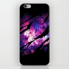 Deep Space Inside iPhone Skin