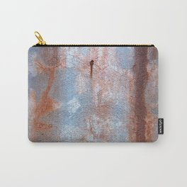 Prison Grunge Wall Texture Carry-All Pouch