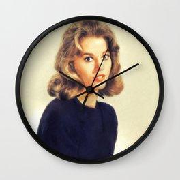 Jane Fonda, Actress Wall Clock