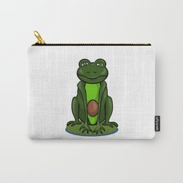 Frogocado Carry-All Pouch