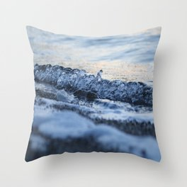 All the Pretty Colors Throw Pillow