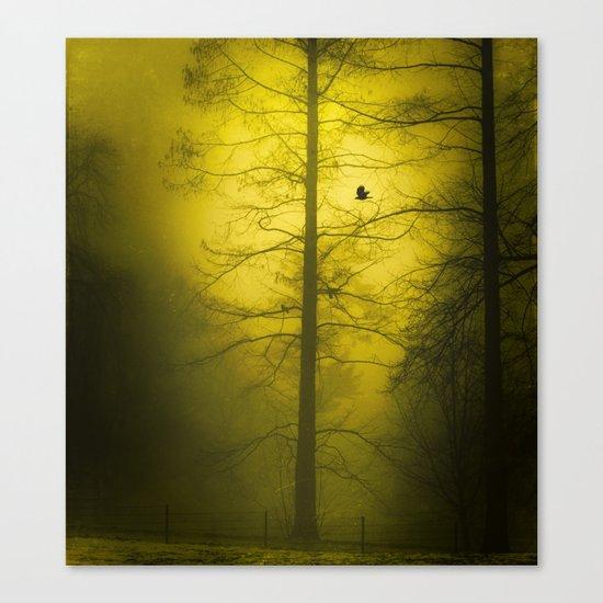 amarillo - gelb - yellow Canvas Print