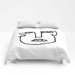 Faces Collection - Franca Comforters