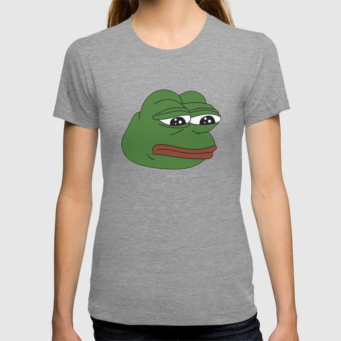9da7f31b89 Super Rare Pepe The Frog! T-shirt by anthonykun