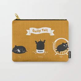 The Daily Tail Hamster Carry-All Pouch