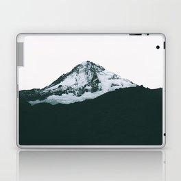 Mount Hood Black and White Laptop & iPad Skin
