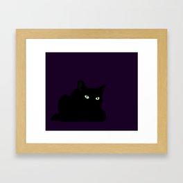 Observe Framed Art Print