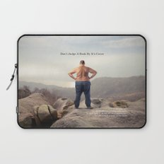 Don't Judge Laptop Sleeve