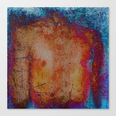 GUERRIER Canvas Print